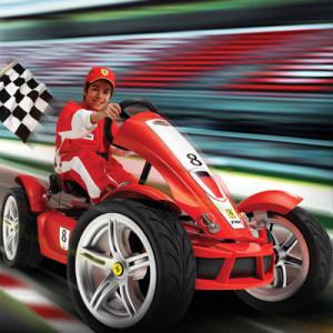 Ferrari - atrakcie pre deti