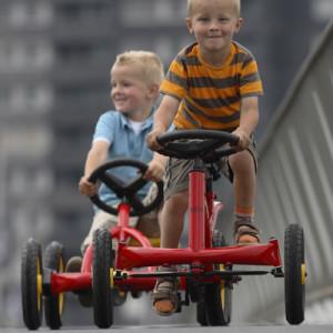 atrakcia detské autíčka